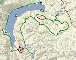cumberland lake map don s adventure ride 15 tsable lake cumberland bc don s