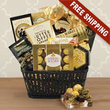 gourmet baskets free shipping gourmet baskets capalbos gift baskets