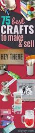 75 brilliant crafts to make and sell homemade crafts craft