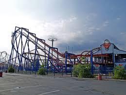 Toro Six Flags Six Flags Great Adventure By Dracoart Stock On Deviantart