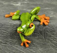 frog gifts of decorative items ceramic resin glass wood or