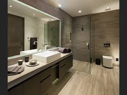 bathroom interiors ideas bathroom wide framed design modern mirror bathroom ideas