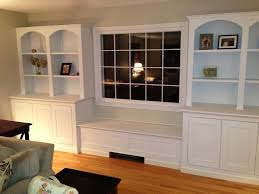 built in window seat built in bookcases with window seat by dbuonomano lumberjocks
