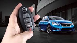 2014 nissan sentra intelligent key and locking functions if so