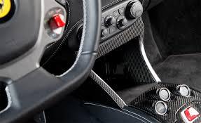 Ferrari 458 Interior - novitec rosso smacks ferrari 458 italia with 601 hp piles of