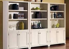 Low Bookcases With Doors Wood Bookcases With Doors Low Bookshelves With Doors Bmhmarkets Club