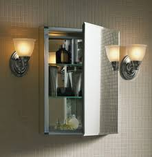 kohler bathroom mirror cabinet amazon com kohler k cb clc2026fs 20 by 26 by 5 inch single door