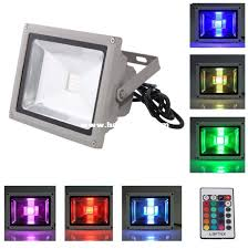 g series color changing rgb led spot light outdoor lighting