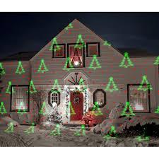christmas christmas stunning projection lights photo