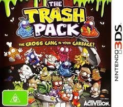 trash pack box shot 3ds gamefaqs
