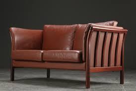 Sofa Wood Frame Wood Frame Leather Sofa Bjyoho Com