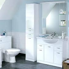 Freestanding White Bathroom Furniture Bathroom Cabinet Freestanding Bathroom Storage Cabinets White