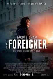 the foreigner 2017 rotten tomatoes