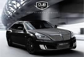 2011 hyundai equus dub edition previewed ahead of sema autoevolution