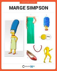 Simpson Halloween Costumes Recognizable Female Halloween Costumes Quora