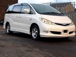 mpv toyota used toyota estima 2 4 aeras hybrid 7 seater mpv for sale in