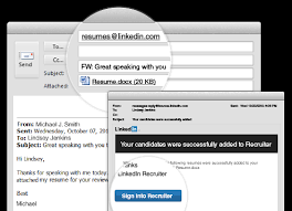subject when sending resume stay organized by adding resumes to recruiter profiles