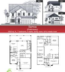 west haven samoa model and floor plan in davenport fl beazer
