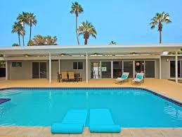 palm springs midcentury modern vacation home rentals