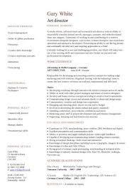 Interactive Resume Examples by Download Art Director Resume Haadyaooverbayresort Com