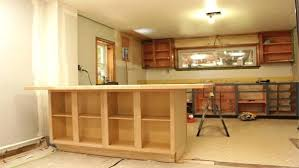 your own kitchen island make your own kitchen cabinets or how to make a kitchen island out