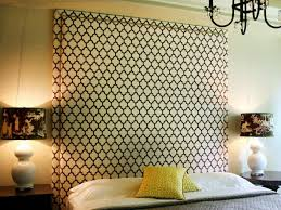 Easy Upholstered Headboard Diy Upholstered Headboard With Nailheads Modern House Design Diy