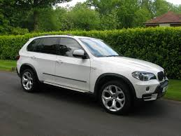Bmw X5 White - bmw x5 3 0d se 7 seater with dynamic sports pack 2007 sold