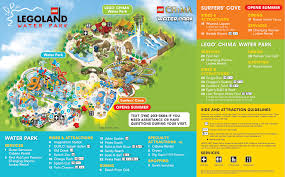 Orlando Parks Map by Legoland Water Park Rides U0026 Attractions Legoland California Resort