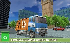 garbage trucks for kids surprise junior garbage truck parker android apps on google play