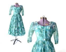 vintage women u0027s dresses etsy