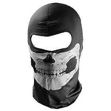 Call Duty Ghosts Halloween Costumes Ghost Mask Ebay