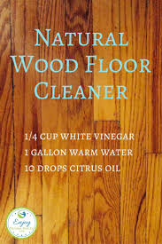 Best Way To Clean A Laminate Wood Floor Best 25 Cleaning Wood Floors Ideas On Pinterest Diy Wood Floor