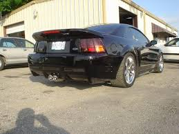 99 04 mustang exhaust saleenclone04 2000 ford mustang specs photos modification info