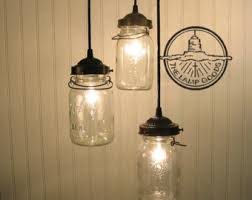 Bathroom Ceiling Lighting Fixtures by Flush Mount Mason Jar Ceiling Light Fixture Single Vintage