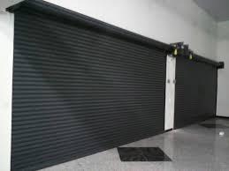 Excepcional Porta de aço de enrolar automática - Quality Portas #KV26