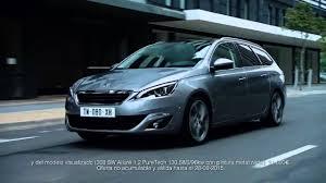 peugeot open europe leasing peugeot 308 sw style comercial de espana 2015 youtube