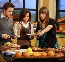 giada de laurentiis happy cooking stress free thanksgiving