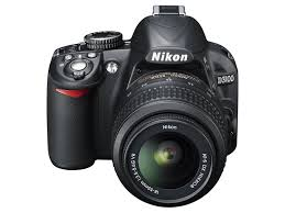 amazon com nikon d3100 dslr camera with 18 55mm f 3 5 5 6 auto