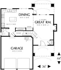 2500 Square Foot Floor Plans