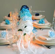 Blue Vases For Wedding 392 Best Blue Wedding Flowers Images On Pinterest Blue Wedding