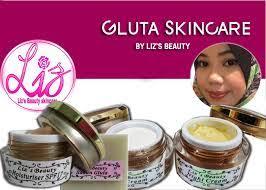 Gluta Skin Care produk pencerahan kulit wajah tanpa pengelupasan terhangat di