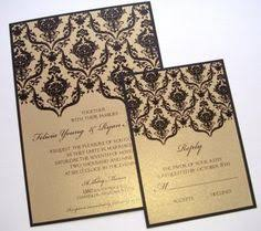black and gold wedding invitations disney fairytale wedding fairytale wedding invitations