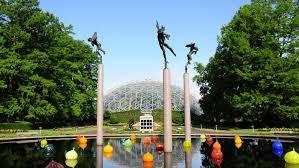 Missouri Botanical Gardens Missouri Botanical Garden St Louis Wheretraveler