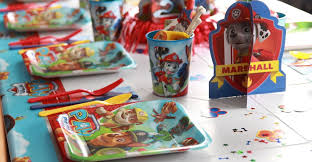 paw patrol party food ideas paw patrol party ziggos party