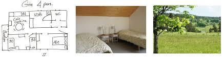 superficie chambre nos hébergements en gîte de groupe en auvergne ou chambre d hôtes