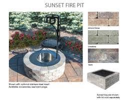 Unilock Fireplace Kits Price Ma Outdoor Fireplaces Fire Pit Backyard Kits