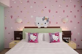say hello to hello kitty themed rooms the iskandarian online say hello to hello kitty themed rooms 4