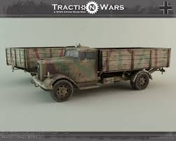 opel truck ww2 cryengine traction wars wwii game news update 45 merville battery