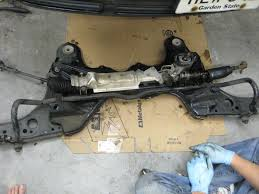 lexus is300 power steering fluid type vwvortex com replacing the rack and pinion on a mkiv jetta