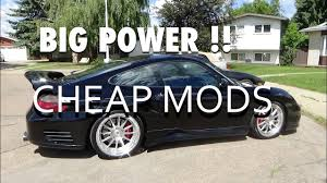 porsche 911 upgrades porsche 996 turbo performance upgrades diy project vlog 1